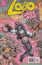 Lobo (1993) -54- Lobo 54 - Lobo loves you!
