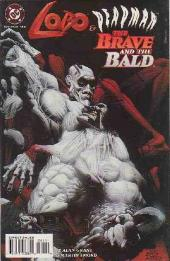 Lobo (One shots & Various) -OS- Lobo/Deadman: The Brave and the Bald