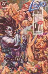 Lobo (One shots & Various) -OS- Lobo: Blazing chain of love