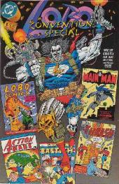 Lobo (One shots & Various) -OS- Lobo Convention Special