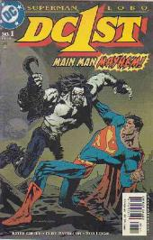 Lobo (One shots & Various) -OS- DC First: Superman/Lobo