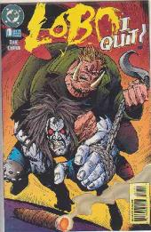 Lobo (One shots & Various) -OS- Lobo: I quit!