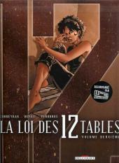 La loi des 12 tables -2- Volume deuxième