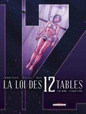 La loi des 12 tables -5- Volume cinquième