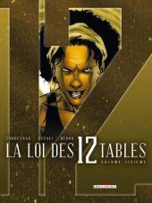 La loi des 12 tables -6- Volume sixième