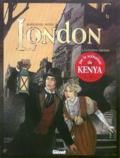 London (Rodolphe/Wens) -1- La fenêtre fantôme