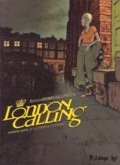 London Calling -1- Première partie : La promesse d'Erasme