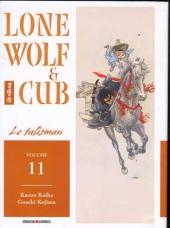 Lone Wolf & Cub -11- Le talisman