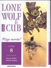 Lone Wolf & Cub -8- Piège mortel