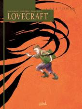 Lovecraft (Breccia) - Lovecraft