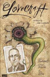 Lovecraft (Breccia, 2004) - Lovecraft