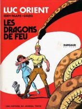 Luc Orient -1a71- Les dragons de feu