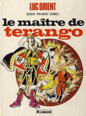 Luc Orient -3c- Le maître de Terango
