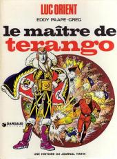 Luc Orient -3a71- Le maître de terango