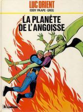 Luc Orient -4c83- La planète de l'angoisse