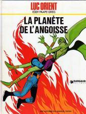 Luc Orient -4b74- La planète de l'angoisse