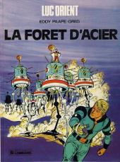 Luc Orient -5c81- La forêt d'acier