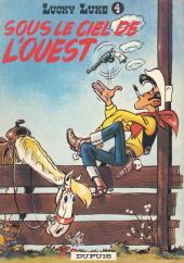 Lucky Luke -4a68- Sous le ciel de l'Ouest