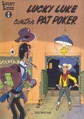 Lucky Luke -5a67- Lucky Luke contre Pat Poker