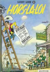 Lucky Luke -6c69- Hors-la-loi