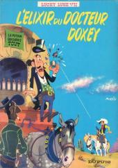 Lucky Luke -7a67- L'élixir du docteur Doxey