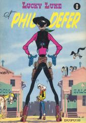 Lucky Luke -8d77- Lucky Luke et Phil Defer