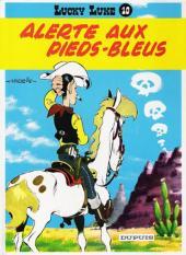 Lucky Luke -10d06- Alerte aux Pieds-Bleus