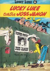 Lucky Luke -11a64- Lucky Luke contre Joss Jamon