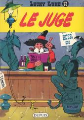 Lucky Luke -13- Le juge