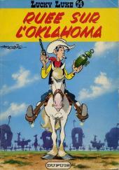 Lucky Luke -14a64- Ruée sur l'Oklahoma