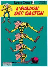 Lucky Luke -15Ind- L'Évasion des Dalton