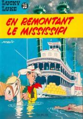 Lucky Luke -16a- En remontant le Mississipi
