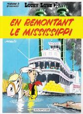 Lucky Luke -16e06- En remontant le Mississippi