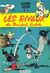 Lucky Luke -19a1964- Les rivaux de Painful Gulch