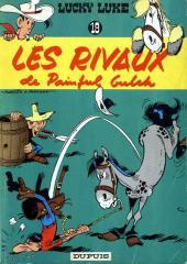 Lucky Luke -19b69- Les rivaux de Painful Gulch