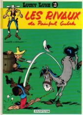 Lucky Luke -19d93- Les rivaux de Painful Gulch