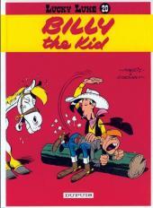 Lucky Luke -20b86- Billy the Kid
