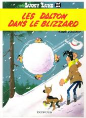 Lucky Luke -22e06- Les Dalton dans le blizzard