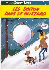 Lucky Luke -22FL- Les Dalton dans le blizzard