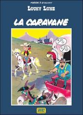 Lucky Luke -24f2007- La caravane