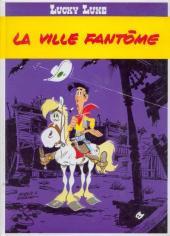 Lucky Luke -25FL- La ville fantôme
