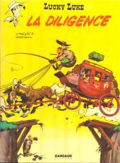 Lucky Luke -32b73- La diligence