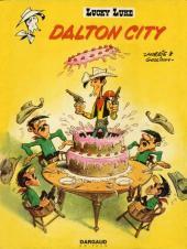 Lucky Luke -34c73- Dalton City