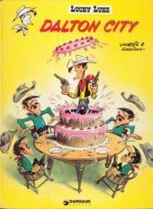 Lucky Luke -34d74- Dalton City