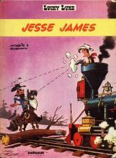 Lucky Luke -35a73- Jesse James