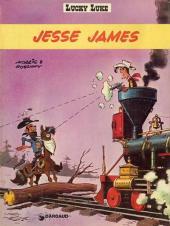 Lucky Luke -35a77- Jesse James