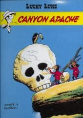 Lucky Luke -37FL- Canyon Apache