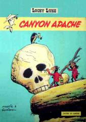 Lucky Luke -37'- Canyon Apache