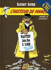 Lucky Luke -39Or- Chasseur de primes