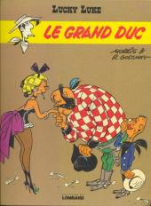 Lucky Luke -40'- Le grand duc